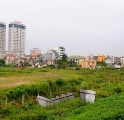 Xây dựng nhà trên đất nông nghiệp bị quy hoạch treo