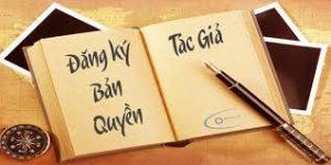 Thu Tuc Dang Ky Ban Quyen Tac Gia