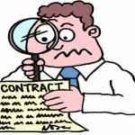 Về thẩm quyền ký kết hợp đồng