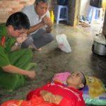 Khởi tố vụ án mẹ tiêm thuốc độc vào con trai