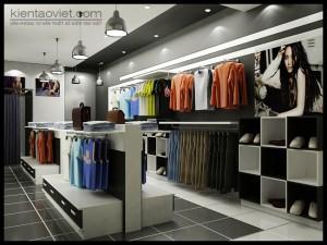 Thủ tục mở shop quần áo