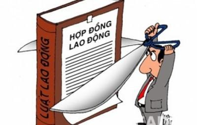 Lỗi doanh nghiệp thường gặp khi chấm dứt hợp đồng lao động