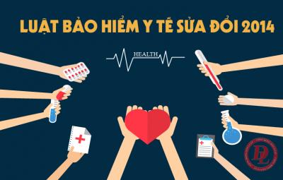 Luật mới về bảo hiểm y tế năm 2014