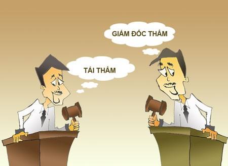 Thu Tuc Giam Doc Tham Vu An Dan Su