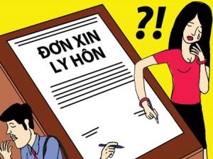 Chồng (vợ) không cung cấp giấy tờ khi một bên yêu cầu đơn phương ly hôn