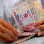 Sung vào công quỹ Nhà nước tiền tạm ứng án phí khi người yêu cầu rút đơn khởi kiện