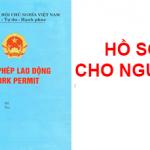 Thủ tục xin cấp làm giấy phép lao động nước ngoài