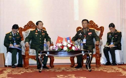 Việt Nam tham dự cuộc họp bộ trưởng quốc phòng ASEAN tại Lào