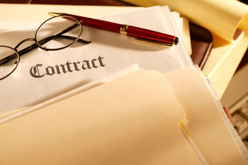 Khái niệm cơ bản về hợp đồng theo mẫu