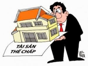Có thể chuyển nhượng quyền sử dụng đất đang thế chấp tại ngân hàng không?