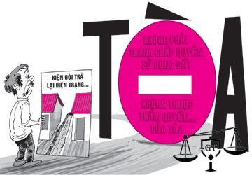 Phân loại tranh chấp đất đai theo luật đất đai 2013