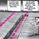 Giải quyết tranh chấp ranh giới các thửa đất liền kề theo luật mới