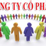 Hoạt động góp vốn trong công ty cổ phần theo Luật Doanh nghiệp 2014