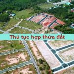 Thủ tục hợp thửa đất theo quy định mới nhất
