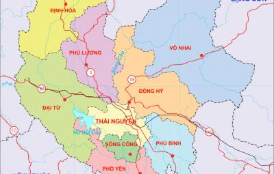 Cấp Giấy chứng nhận cho đất nằm trên nhiều đơn vị hành chính