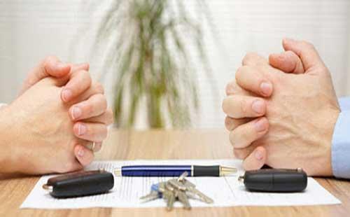 Phân chia tài sản khi ly hôn