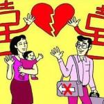 Sống chung như vợ chồng thì con do ai nuôi?