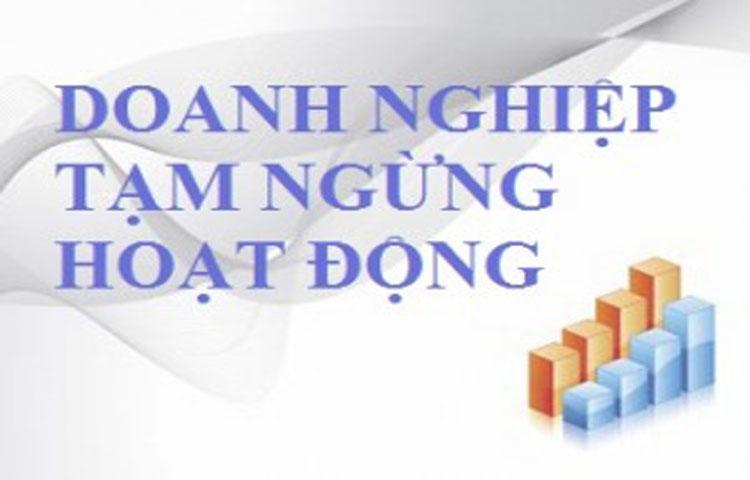 Tư vấn gia hạn thời gian tạm ngưng kinh doanh lần 2 tại Nghệ An