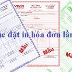 PhamLaw hướng dẫn thủ tục thông báo phát hành hóa đơn lần 2