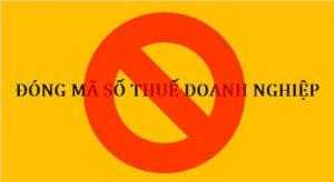 Thu Tuc Giai The Doanh Nghiep Tai Co Quan Thue Moi Nhat