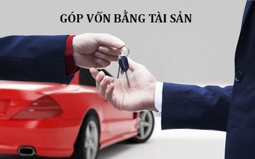 Dinh Gia Tai San Gop Von Trong Doanh Nghiep