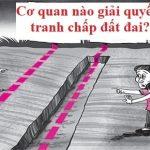 Ho So Tham Quyen Giai Quyet Tranh Chap Dat Dai Tai Uy Ban Nhan Dan