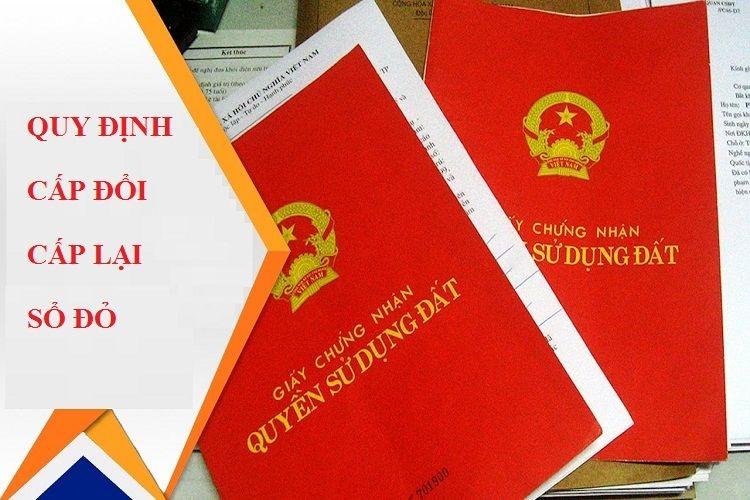 Trinh Tu Thu Tuc Cap Doi Giay Chung Nhan Quyen Su Dung Dat