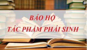 Tac Pham Phai Sinh Trong Luat So Huu Tri Tue