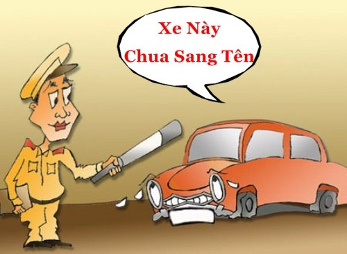 Thu Tuc Dang Ky Sang Ten Doi Bien So Xe Khac Tinh