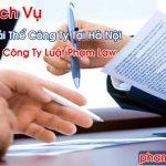 Dịch Vụ Giải Thể Công Ty Tại Hà Nội Đảm Bảo Uy Tín Nhất