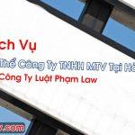 Giải Thể Công Ty TNHH MTV Tại Hà Nội Nhanh Gọn Nhất