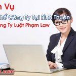 Giải Thể Công Ty Tại Bình Thuận Dịch Vụ Giá Tốt Chất Lượng