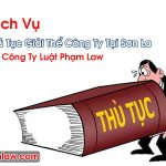 Thủ Tục Giải Thể Công Ty Tại Sơn La Chuyên Nghiệp Uy Tín