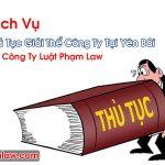 Thủ Tục Giải Thể Công Ty Tại Yên Bái Chuyên Nghiệp Uy Tín